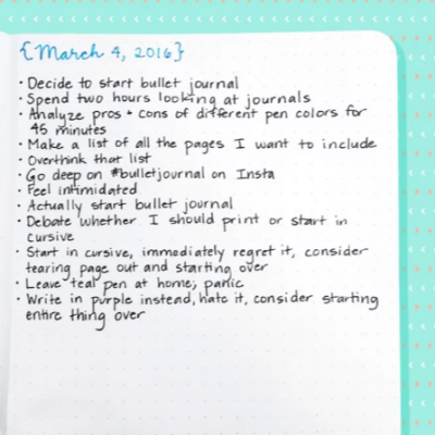 WTF Is A Bullet Journal And Why Should You Start One An Explainer (11)