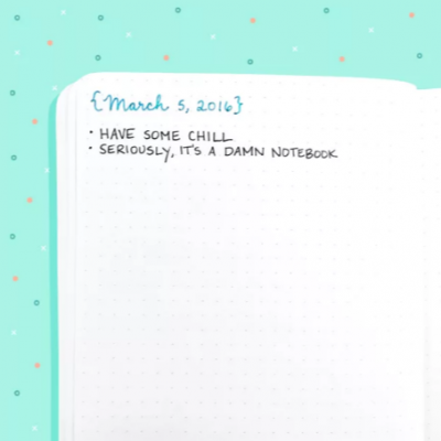 WTF Is A Bullet Journal And Why Should You Start One An Explainer (13)