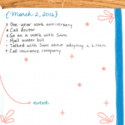 WTF Is A Bullet Journal And Why Should You Start One An Explainer (2)