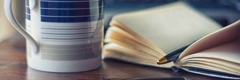 10 причин для участі у Національному місяці написання щоденника