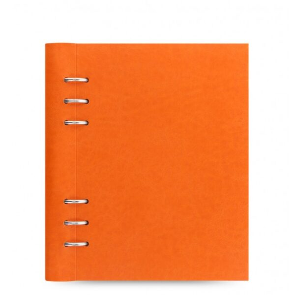 Органайзер Filofax Clipbook A5 Classic, Orange