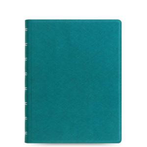 Блокнот Filofax Saffiano середній, aquamarine