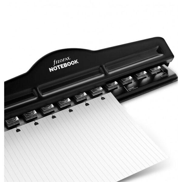 Дирокол Filofax Notebook, чорний