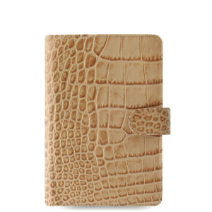 Органайзер Filofax Classic Croc Personal, Fawn