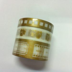 Скотч Maste Grand Camera/Gold, 3 шт в наборі