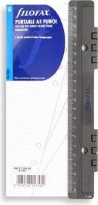 Дирокол портативний Filofax, А5