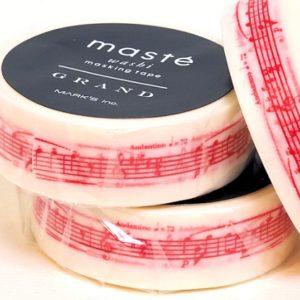 Скотч Maste Grand Music/Red