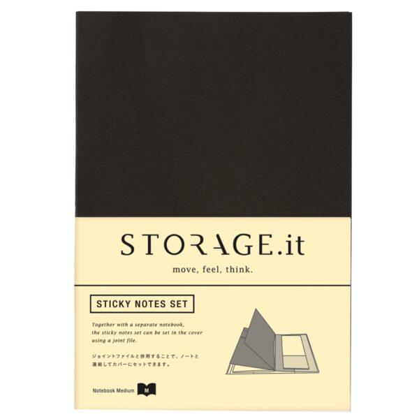 Стікери-нотатки до STORAGE.it, M(B6 )