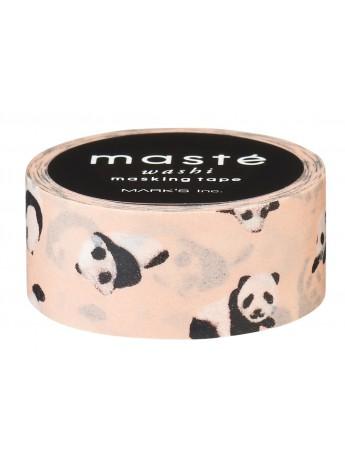 Скотч Maste Baby panda