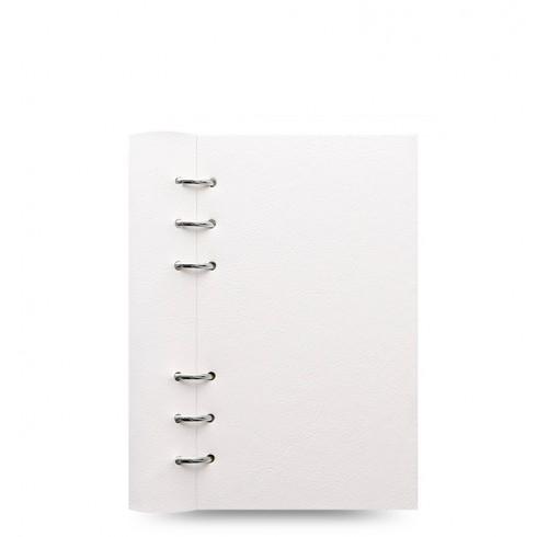 Органайзер Filofax Clipbook Personal Classic White