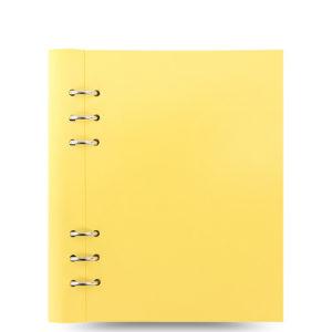 Органайзер Filofax Clipbook A5 Classic Pastels, Lemon