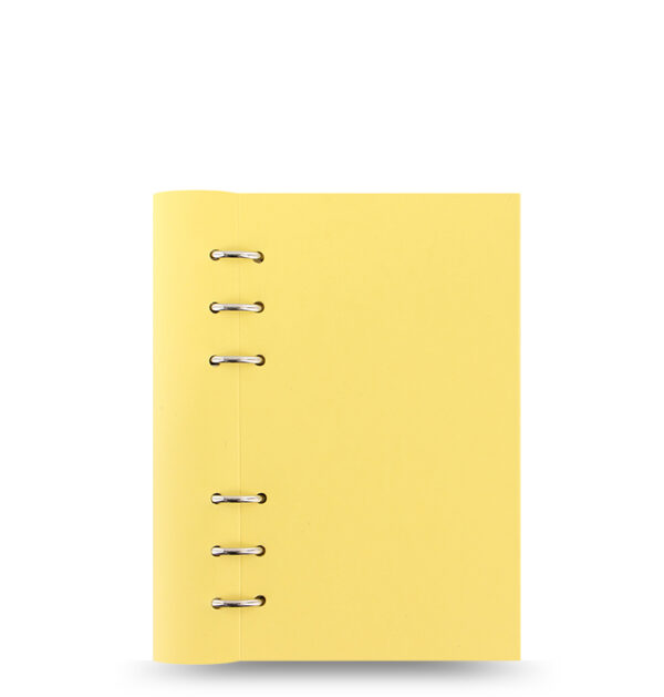 Органайзер Filofax Clipbook Personal Classic Pastels Lemon
