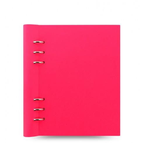 Органайзер Filofax Clipbook A5 Saffiano Fluoro Pink