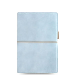 Органайзер Filofax Domino Soft Personal, Pale Blue