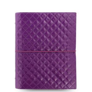 Органайзер Filofax Domino Luxe A5, Purple