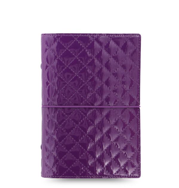 Органайзер Filofax Domino Luxe Personal, Purple