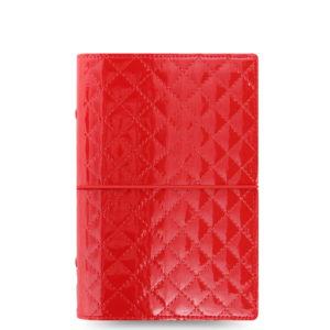 Органайзер Filofax Domino Luxe, Personal, Red