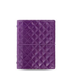 Органайзер Filofax Domino Luxe Pocket, Purple