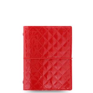 Органайзер Filofax Domino Luxe Pocket, Red
