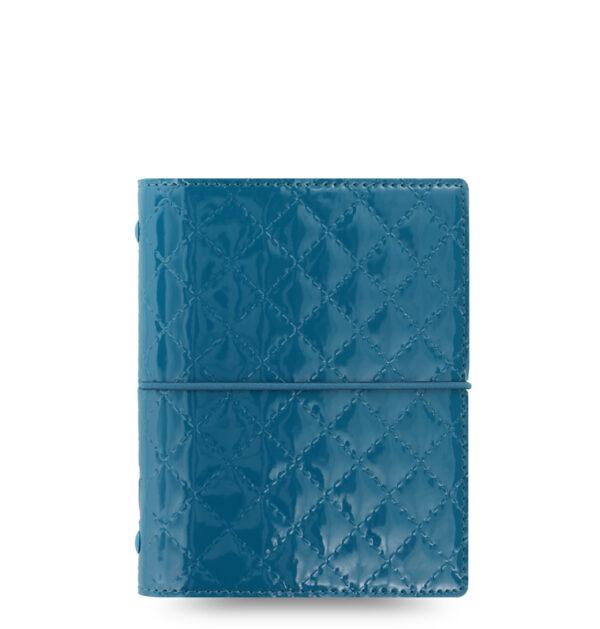 Органайзер Filofax Domino Luxe Pocket, Teal