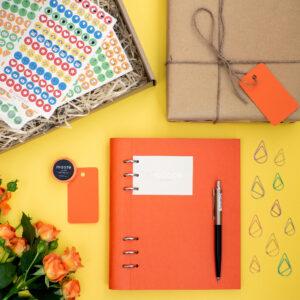 DreamBox для планування – Filofax Clipbook A5