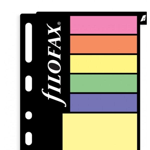 Набір стікерів Filofax портативний, Personal