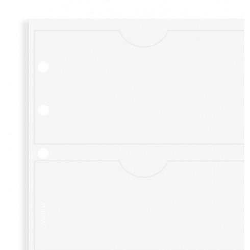 Кишеня для візитівок Filofax, Pocket