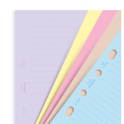 Бланки в лінію Filofax, Pocket, classic