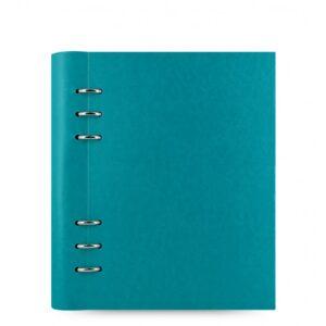 Органайзер Filofax Clipbook A5 Classic, Petrol blue