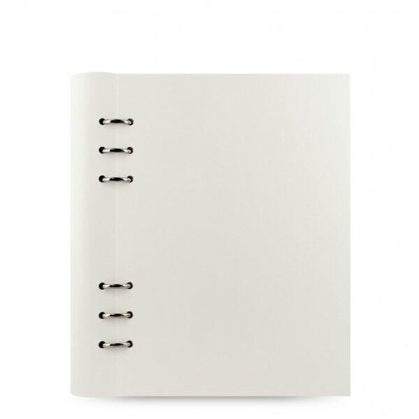 Органайзер Filofax Clipbook A5 Classic, White