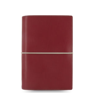 Органайзер Filofax Domino Personal, Red