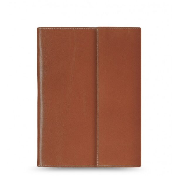 Чохол-блокнот Flex by Filofax NATURAL LEATHER, IPAD CASE, TAN