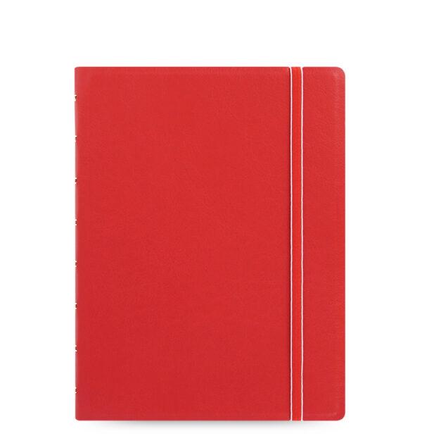 Блокнот Filofax Classic середній, red