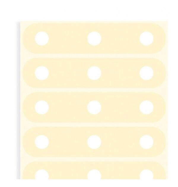 Набір наліпок для укріплення перфорації, Filofax