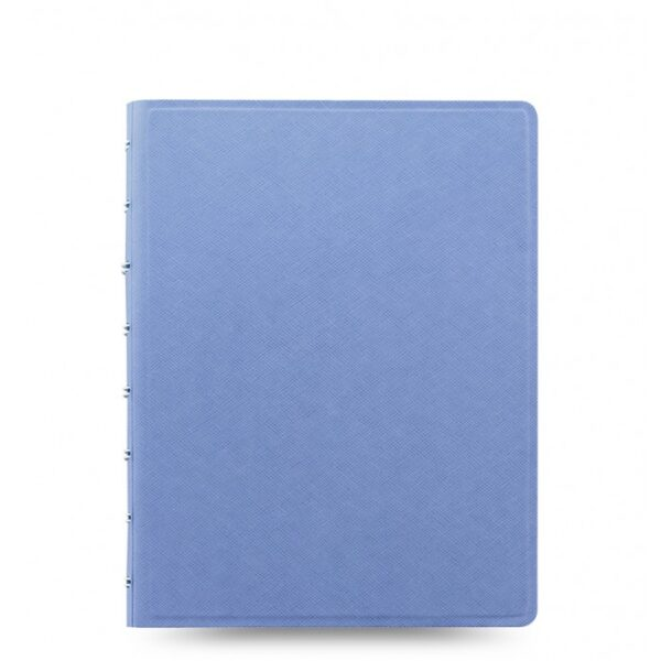 Блокнот Filofax Saffiano середній, vista blue