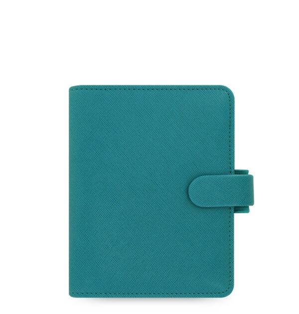 Органайзер Filofax Saffiano Pocket, Aquamarine