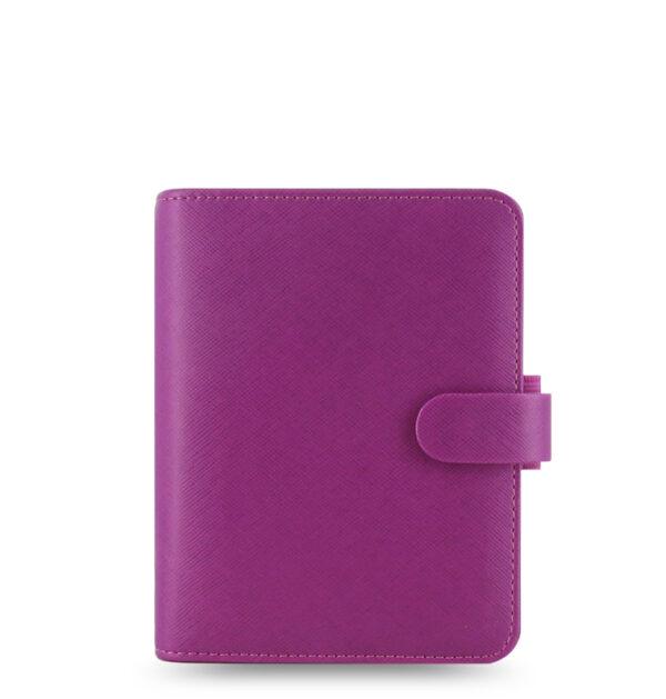 Органайзер Filofax Saffiano Pocket, Raspberry