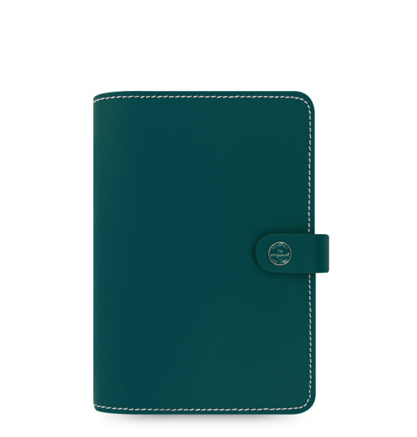 Органайзер Filofax The Original Personal, Dark aqua