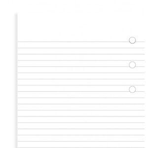 Блокнот в лінію до органайзеру Filofax, Personal