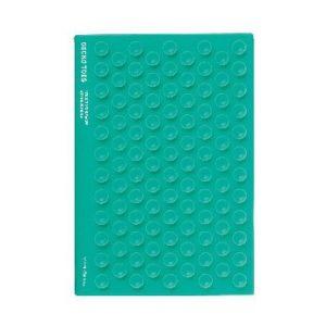 Блокнот Mark's Silicon Gecko A6, Зелений