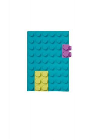 Блокнот Mark's Silicon A6, Бірюзовий