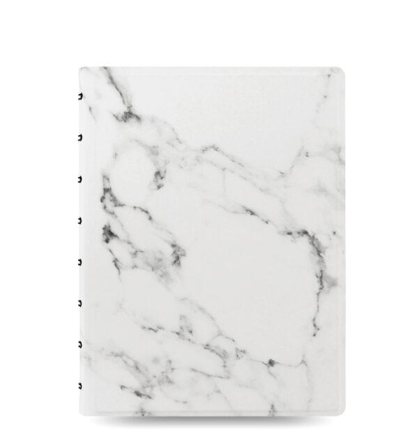 Блокнот Filofax Patterns Marble, середній