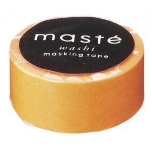 Скотч Maste Basic Neon orange
