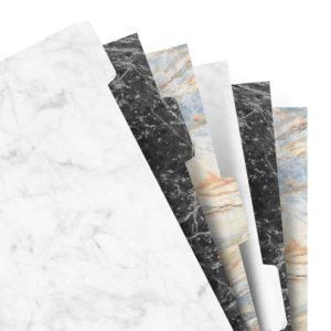 Розділювачі універсальні Filofax, А5, marble
