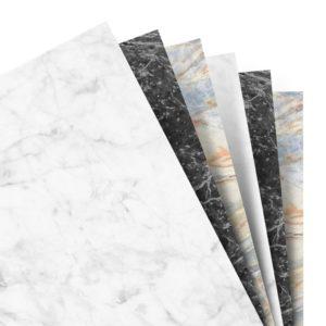 Бланки без лініювання до органайзеру Filofax, Personal, marble