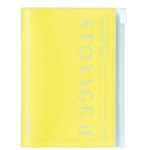 Обкладинка для паспорта STORAGE.it New Passport Case, Неон-жовтий