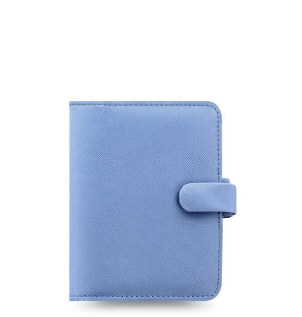 Органайзер Filofax Saffiano Pocket, Vista blue