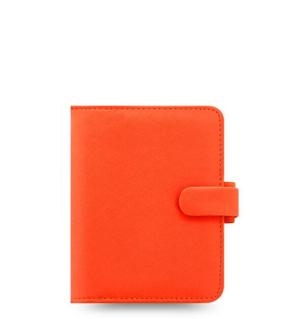 Органайзер Filofax Saffiano Pocket, Bright orange