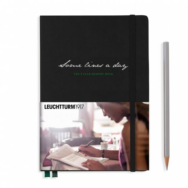 some-lines-a-day-5-year-memory-book-medium-a5-black