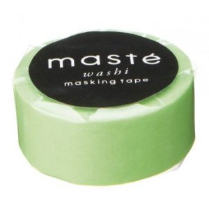 Скотч Maste Basic Neon light green